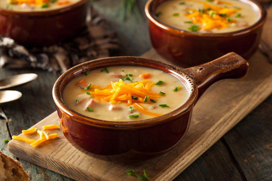 instant pot beer cheese soup