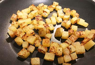 crispy home fries