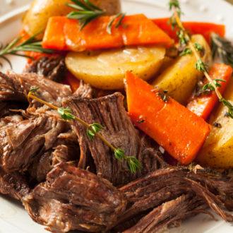 instant pot roast beef
