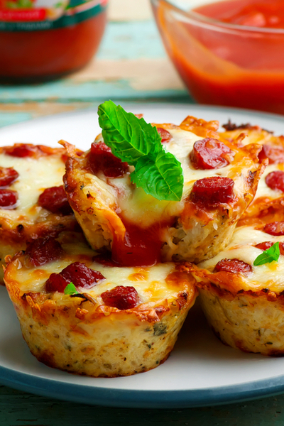 appetizer muffins