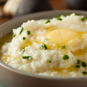 instant pot blender cauliflower mash