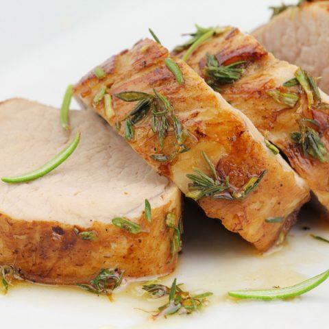 smithfield pork tenderloin in an instant pot
