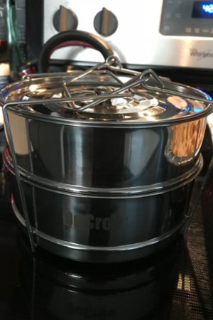instant pot thanksgiving dressing