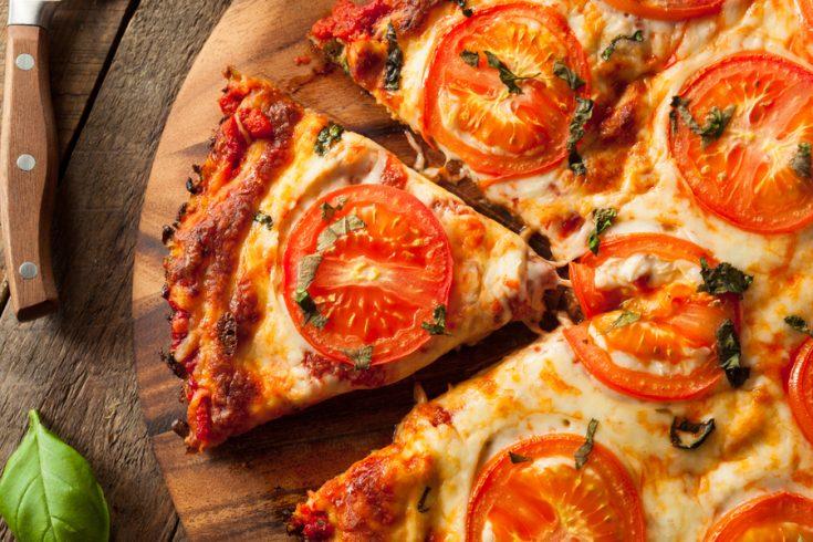 cauliflower pizza crust recipe