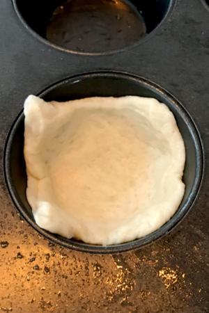 pizza muffin bites