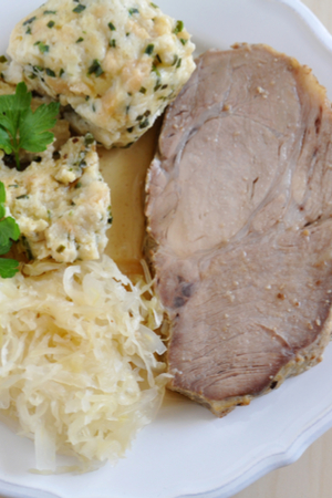 Instant Pot Pork Loin And Sauerkraut Recipe Make Your Meals