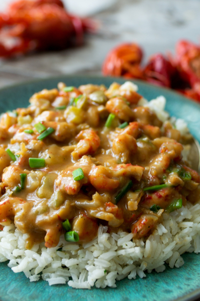 Cajun Crawfish Etouffee A Classic New Orleans Meal Make Your Meals
