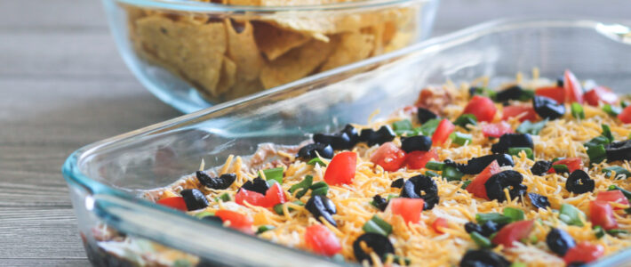 Classic 7 Layer Mexican Dip Recipe
