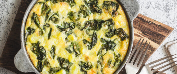 instant pot breakfast frittata