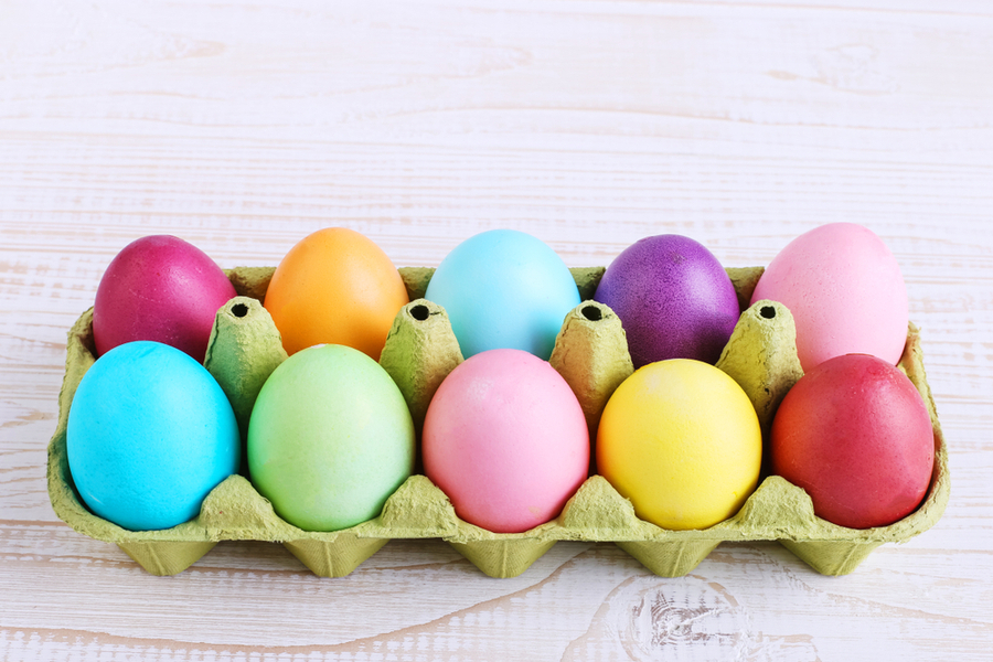 featured easter eggs