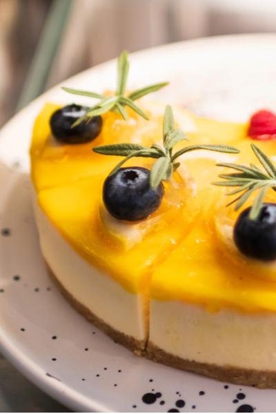 lemon toppings