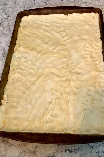 crescent roll dough