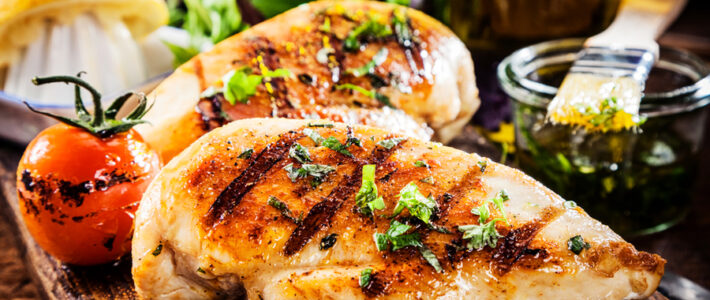 The BEST Chicken Marinade For Grilling or Baking