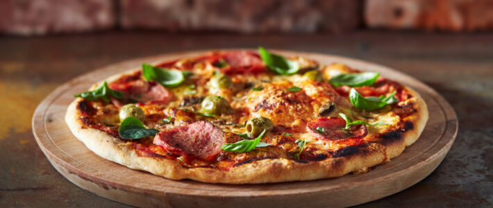 The Best Thin Pizza Crust Recipe