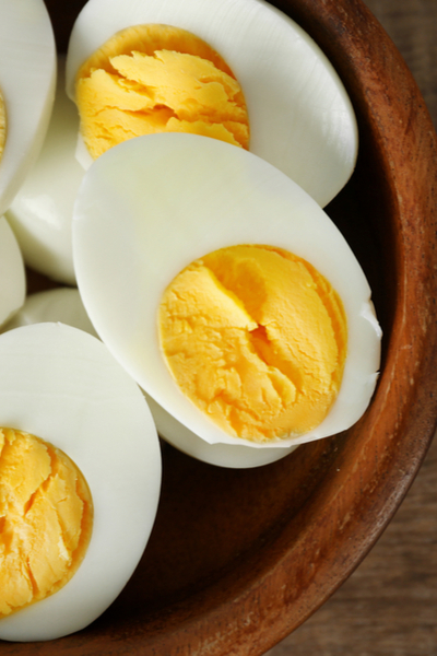 instant pot hard boiled egg