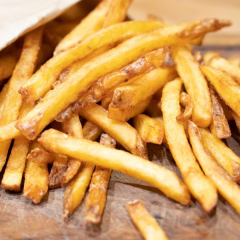 Air Fryer Homemade French Fries