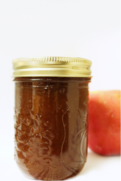 canned apple butter
