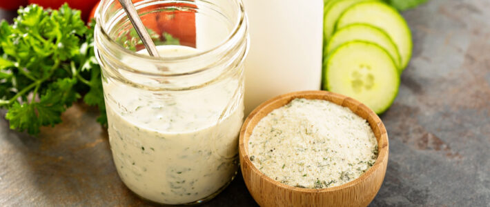 Homemade Dry Ranch Dressing Mix