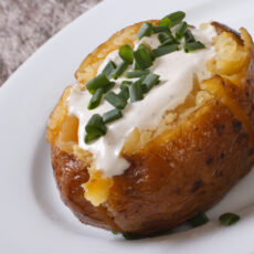 How To Make Air Fryer Baked Potatoes