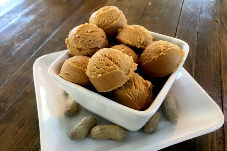 Peanut Butter Snack Bites