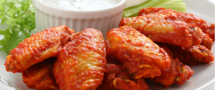 Slow Cooker Buffalo Chicken Wings