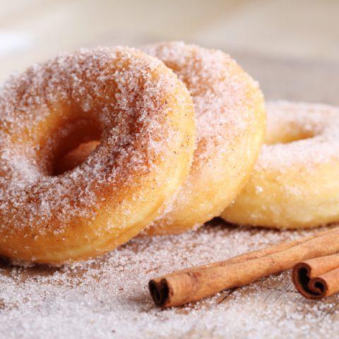Easy Air Fryer Donuts