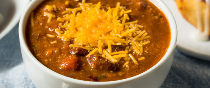 The BEST Instant Pot Chili Recipe