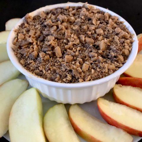 Creamy Caramel Apple Dip Recipe