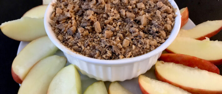 Creamy Caramel Apple Dip Recipe