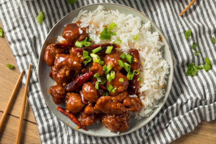 Instant Pot General Tso's Recipe