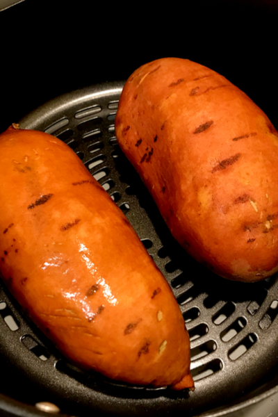 large sweet potatoes