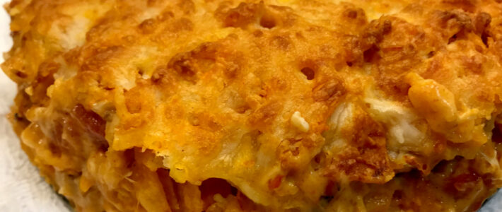 Doritos Chicken Casserole Recipe