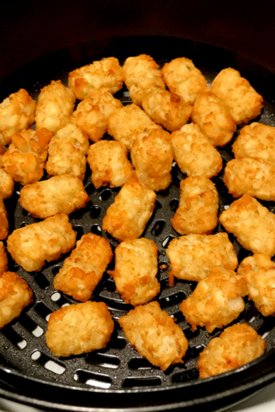 cooked tater tots
