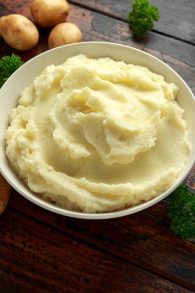 5 pounds instant pot mashed potatoes