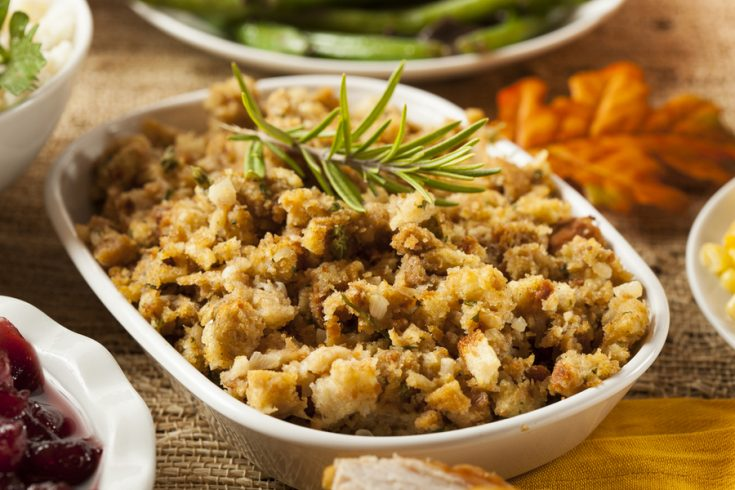 Slow Cooker Homemade Stuffing Recipe