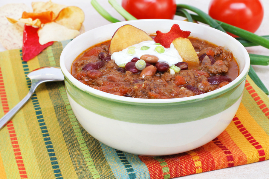 taco soup featured