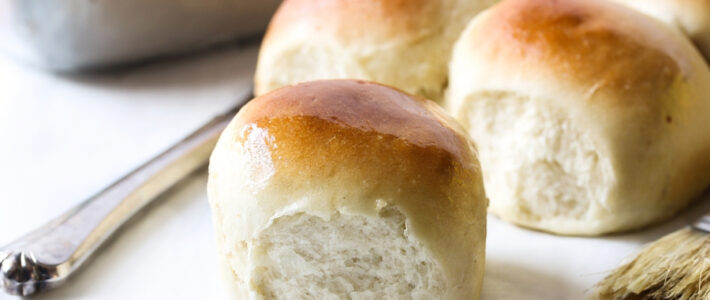 No Knead Dinner Rolls – Easy To Make Rolls Without All The Work