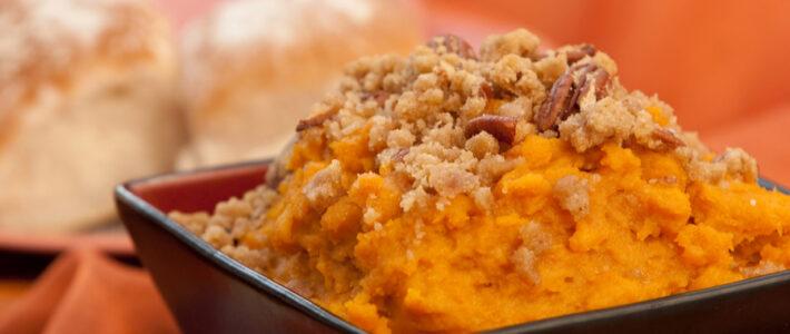 Instant Pot Sweet Potato Casserole Recipe