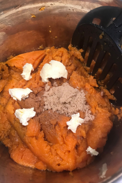 instant pot sweet potato casserole ingredients