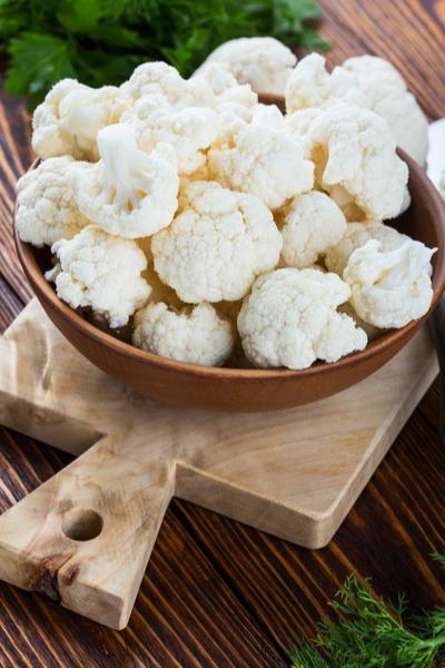 cauliflower bites