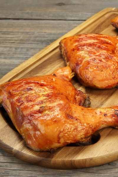 instant pot chicken leg quarters