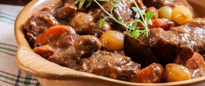 instant pot beef burgundy