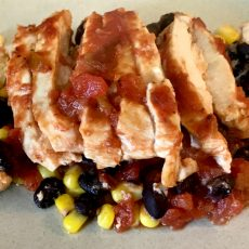 Salsa Chicken – A Great Dump & Go Recipe