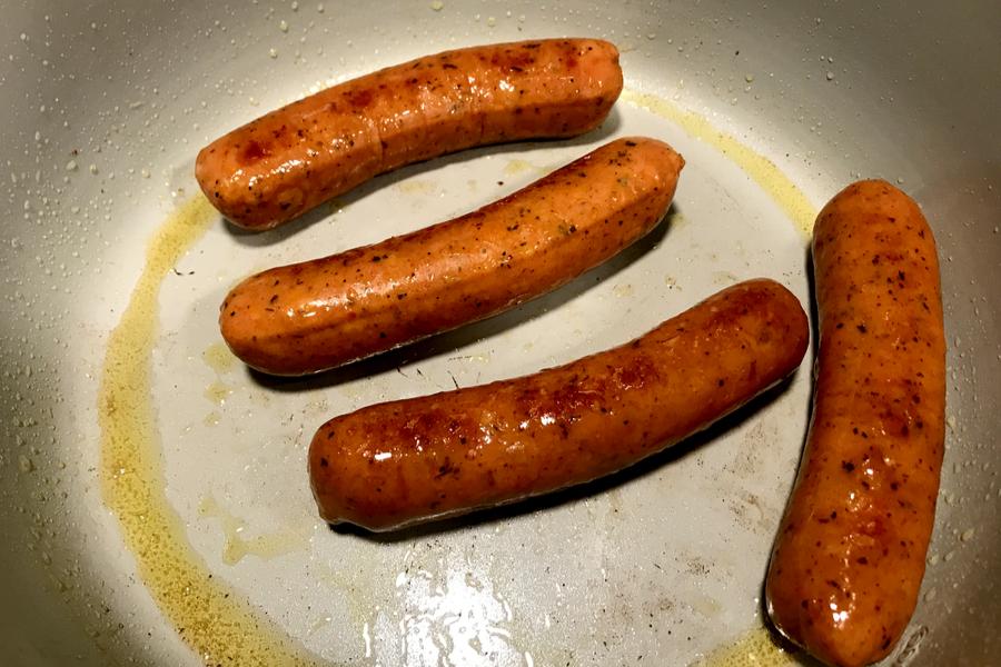 browning sausage