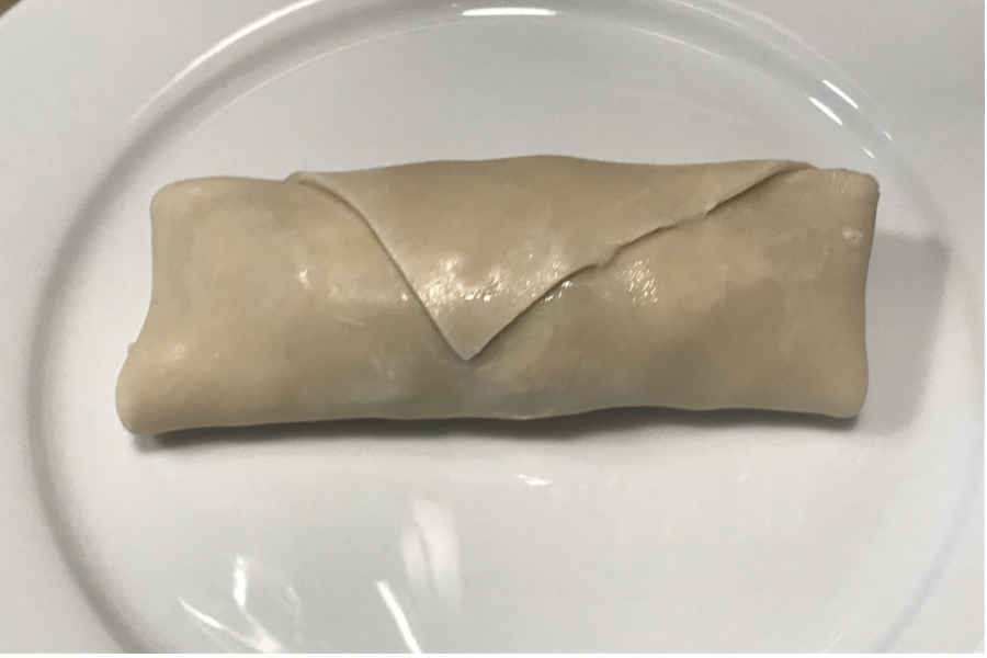 egg roll end