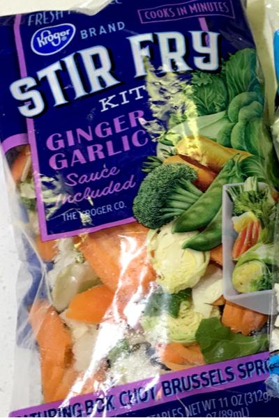 stir fry kit