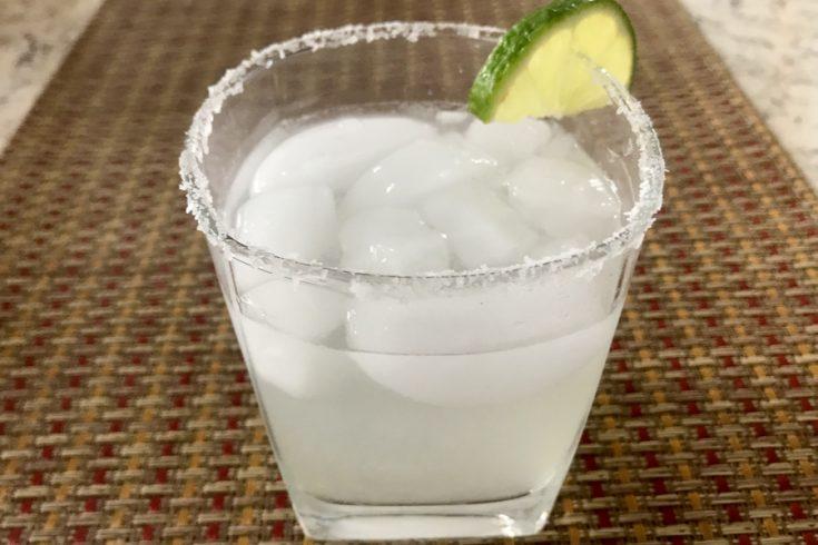 Pure Mexican Margarita