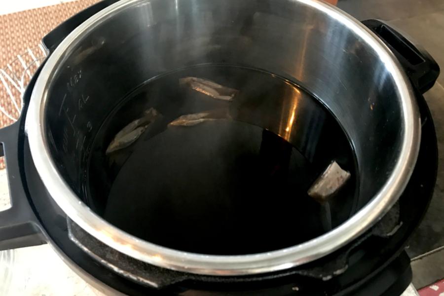 instant pot sweet tea