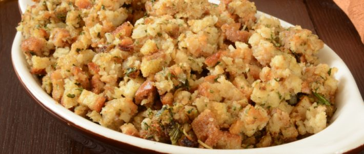 instant pot chicken stuffing