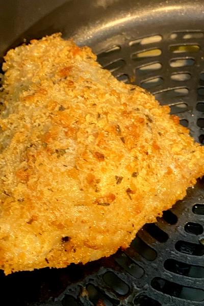 crispy chicken in instant pot
